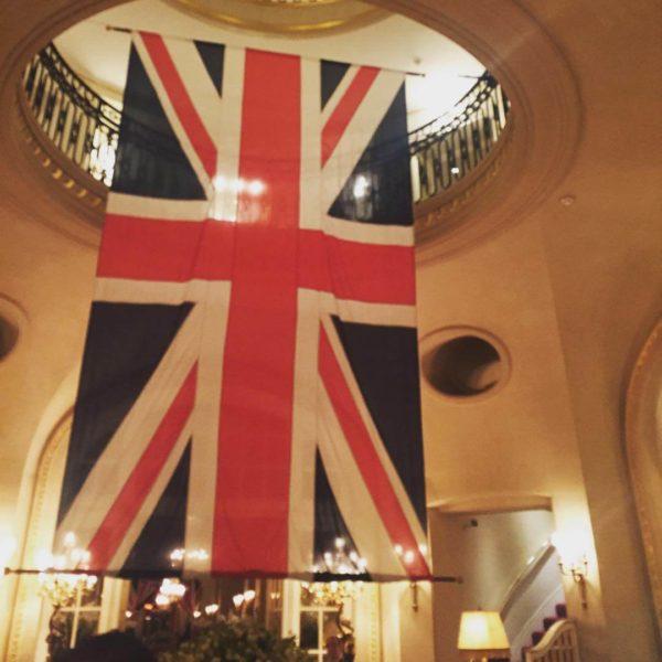 Ritz London UK ロンドン