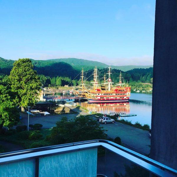 芦ノ湖 箱根ホテル