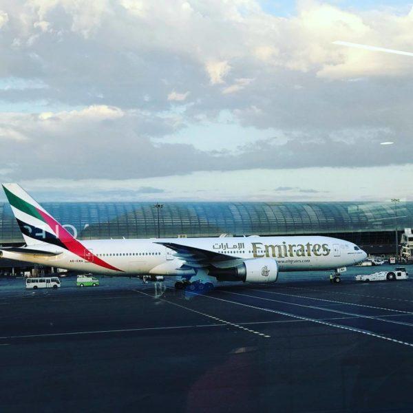 Emirates エミレーツ航空