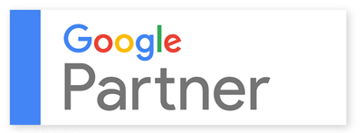 GooglePartner バッジ